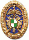 Nordwestdeutscher Schützenbund e.V. Logo
